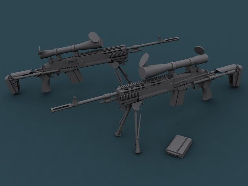 Nouvelle arme : M14 EBR M14EBR5