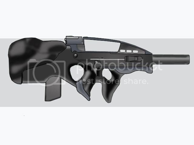 The FAMAS (Pictures & Info) Famas-1