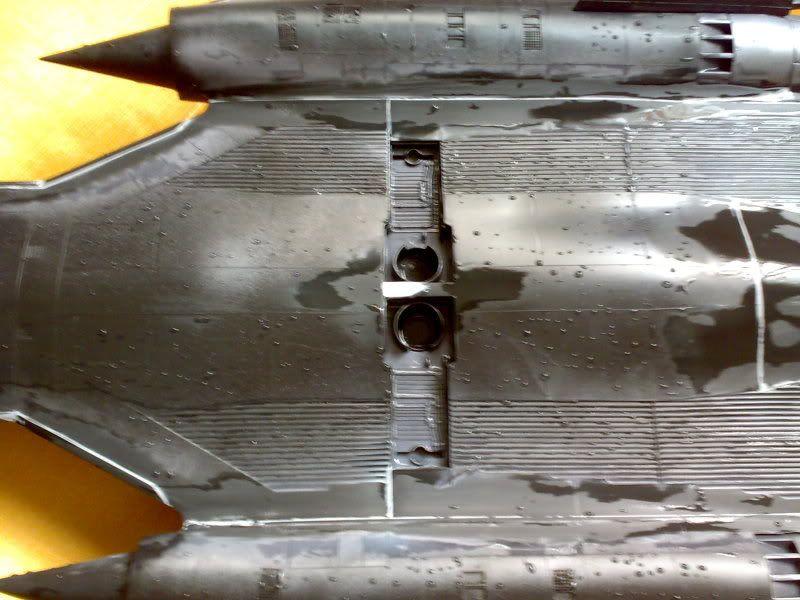 SR-71B - 1/48 - Testors 06062010903