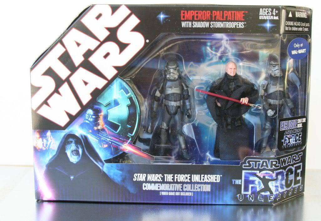 Darth Mater's Trade Items Funleashed