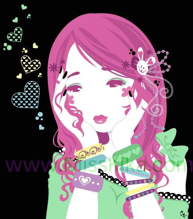 Imagenes anime Pretty