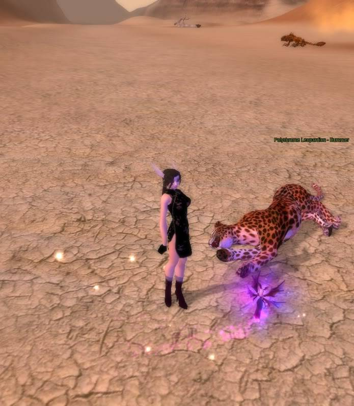 Back log of screenshots I keep forgetting I've taken :) Leopardskin