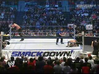 Steel Cage Match-----------------Kane sin Mask vs John Cena 464