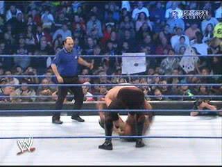 Steel Cage Match-----------------Kane sin Mask vs John Cena 97