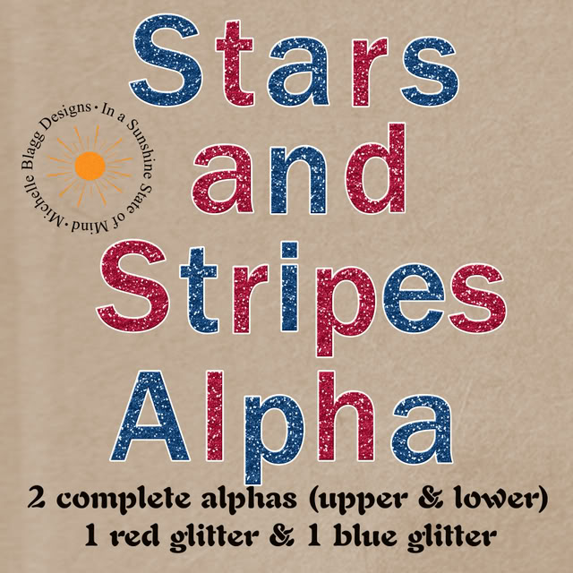 New 4th of July kit-Stars and Stripes! 8d248aa8