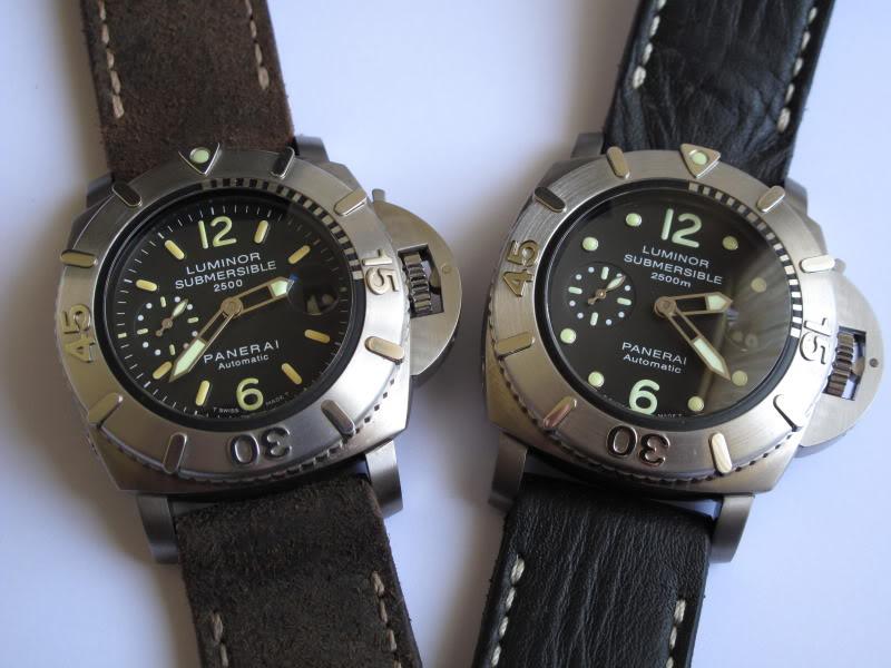 Comparo Pam 194 VS Pam 285 C01