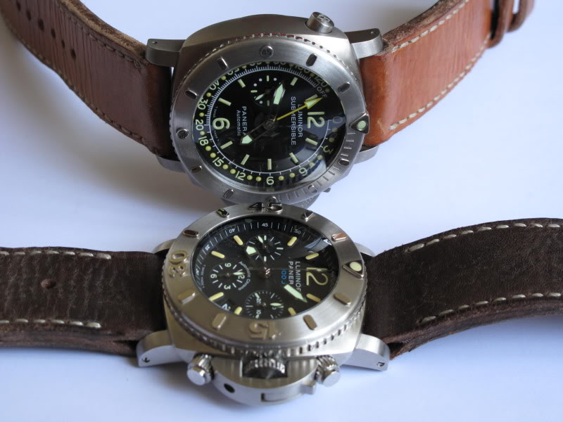 Comparo Pam 187 VS Pam 193 E13