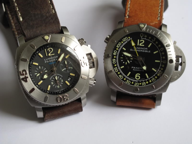 Comparo Pam 187 VS Pam 193 E29
