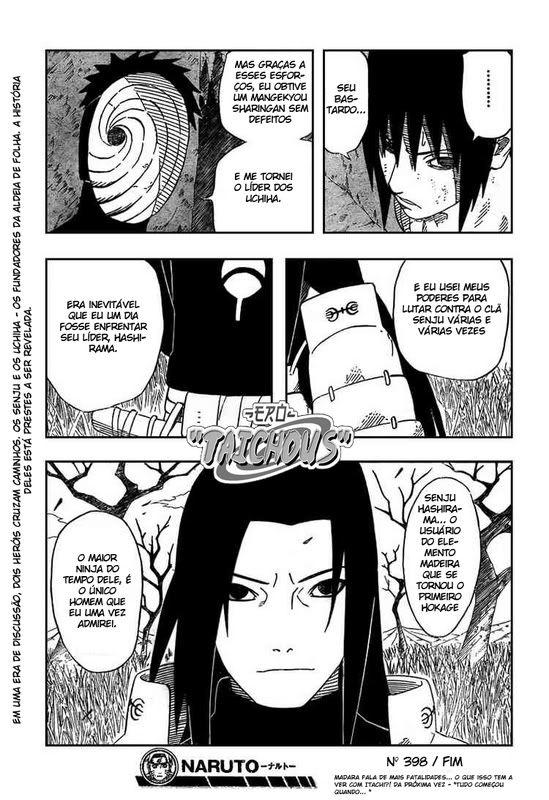 [Naruto] Capítulo 398 19