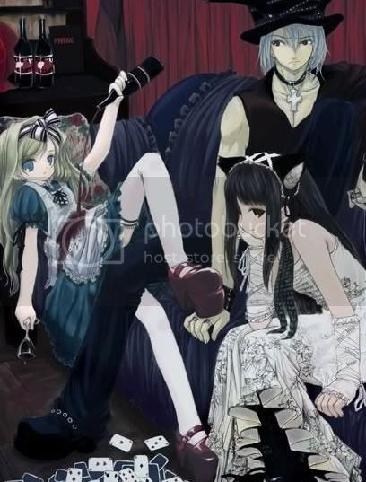 Youtube Videos Anime_group_gothic