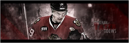 Chicago Blackhawks. Toews3
