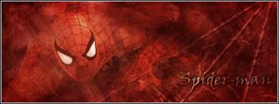 Huzzah Design Spiderman3