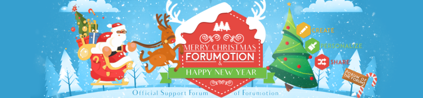 2 - Christmas banner contest  Xmas_banner_forumotion_mimoza