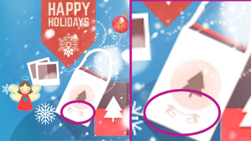 Graphic Challenge: Christmas Banner Contest Minta