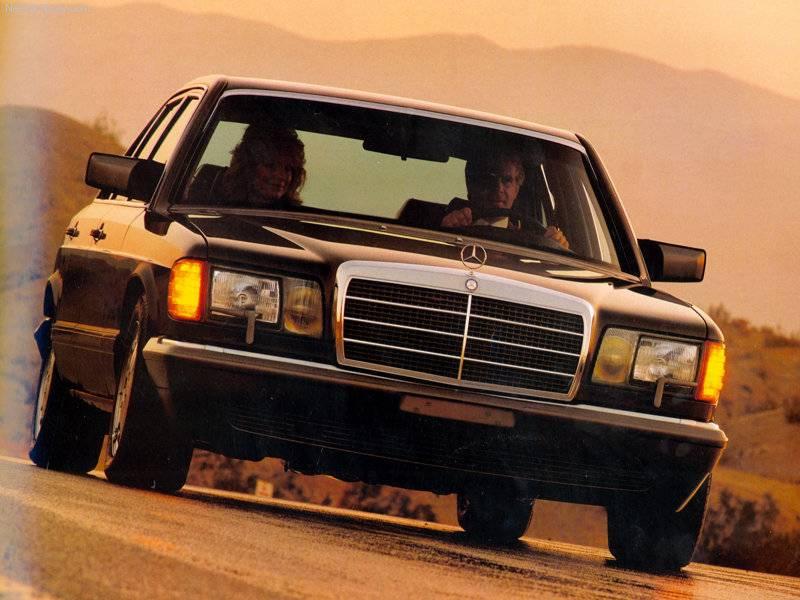 (W126): Inúmeras cores Mercedes-Benz-S-Class_W1261_zps0926321f