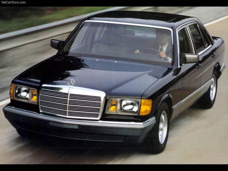 (W126): Inúmeras cores Mercedes-Benz-S-Class_W126fase1_zps9f211b6c