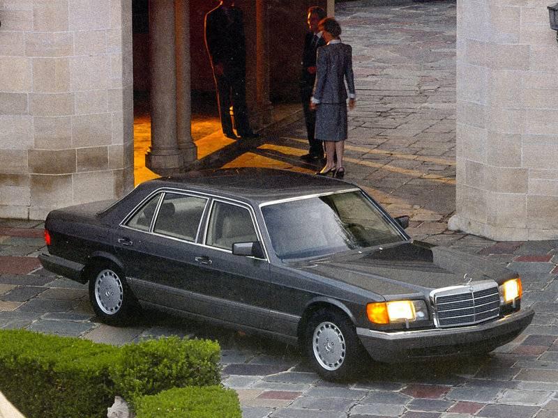(W126): Inúmeras cores Mercedes-Benz-S-Class_zps83151218