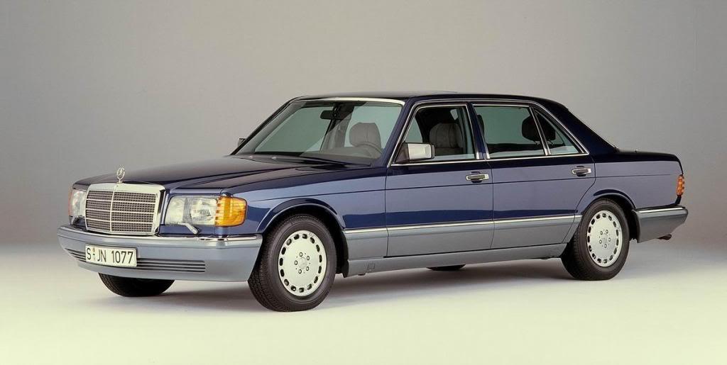 (W126): Inúmeras cores Mercedes560SEL_zps2af90dbb