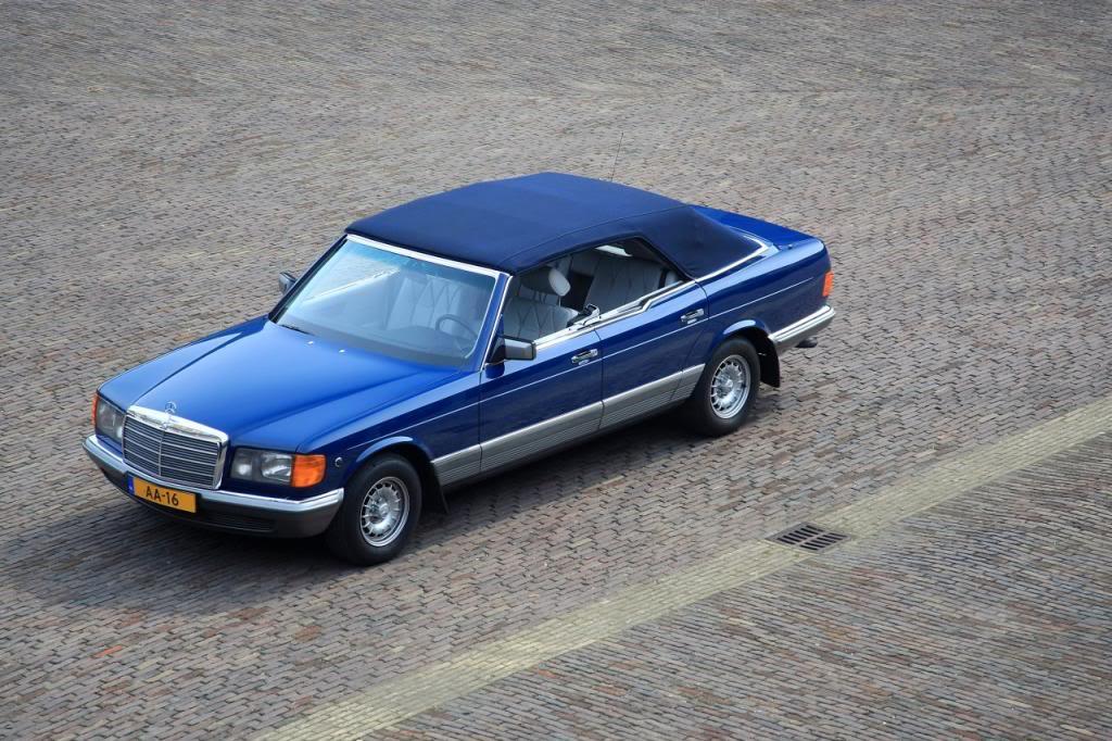 (W126): Inúmeras cores Mercedes-benz-w126conversiacutevel_zpsb608eac2