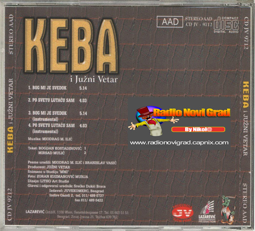 Albumi Narodne Muzike U 256kbps - 320kbps  - Page 9 DraganKojicKeba1997-Bogmijesvedok-ZS_zps29bb859a