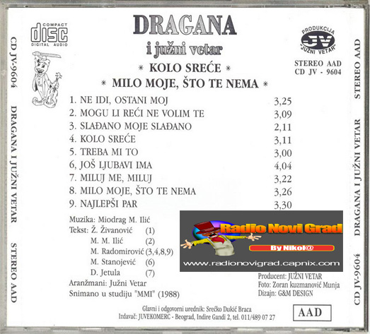 Albumi Narodne Muzike U 256kbps - 320kbps  - Page 9 DraganaMirkovic1988-NajlepsiPar-ZS_zps0e3fcc53