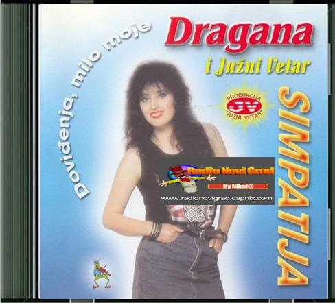 Albumi Narodne Muzike U 256kbps - 320kbps  - Page 9 DraganaMirkovic1989-Simpatija-PS_zpseba8a449