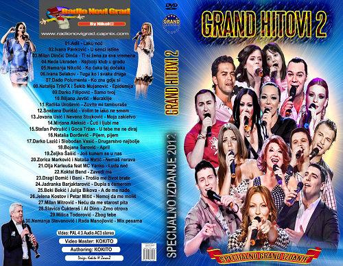 Narodna - Zabavna Muzika 2012 - Page 7 GrandHitovi2012-Vol2