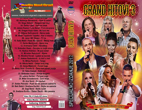 Narodna - Zabavna Muzika 2012 - Page 7 GrandHitovi2012-Vol3