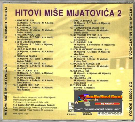 Albumi Narodne Muzike U 256kbps - 320kbps  - Page 9 HitoviMiseMijatovica2000-Vol2-ZS_zps3e51f491