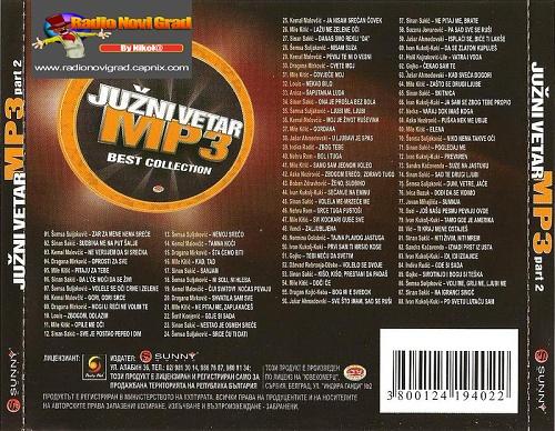 Juzni Vetar 2005 - Best Collection 2 JuzniVetar2005-BestCollection2-zadnja