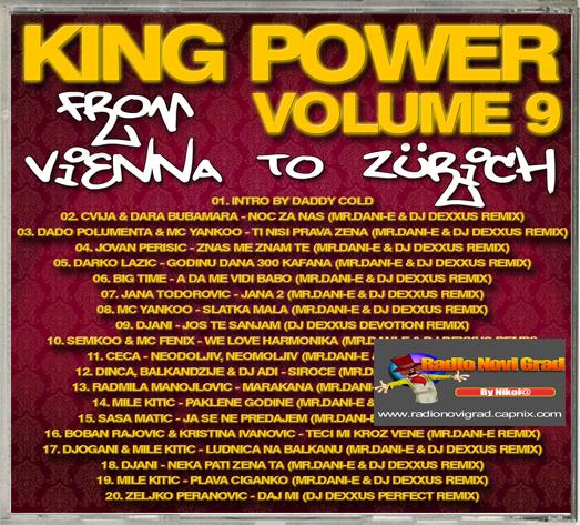 Narodna - Zabavna Muzika 2013 KINGPOWERVOLUME9-ZS_zps71546e89