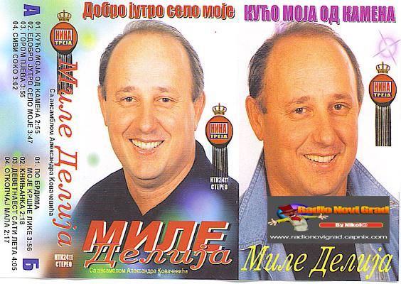 Albumi Narodne Muzike U 256kbps - 320kbps  - Page 6 MileDelija2004