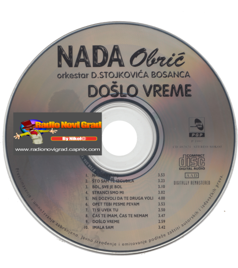 Albumi Narodne Muzike U 256kbps - 320kbps  - Page 10 NadaObric1997-DosloVreme-CD_zps1f917864