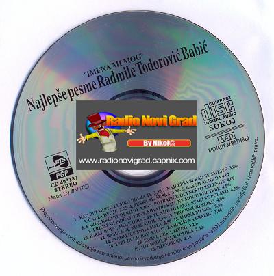 Albumi Narodne Muzike U 256kbps - 320kbps  - Page 18 NajlepsePesmeRadmileTodorovicBabic1997-ImenaMiMog-CD