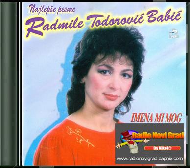 Albumi Narodne Muzike U 256kbps - 320kbps  - Page 18 NajlepsePesmeRadmileTodorovicBabic1997-ImenaMiMog-prednja
