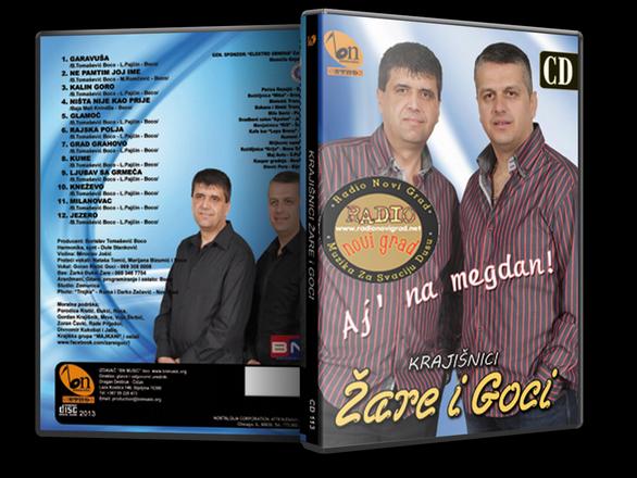 Zare i Goci - Diskografija ZareIGoci2013-AjNaMegdan_zps0be60a26