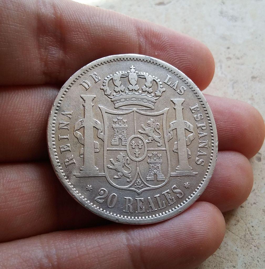 20 reales 1854. Isabel II. Madrid 2_zpsiym0ijzn