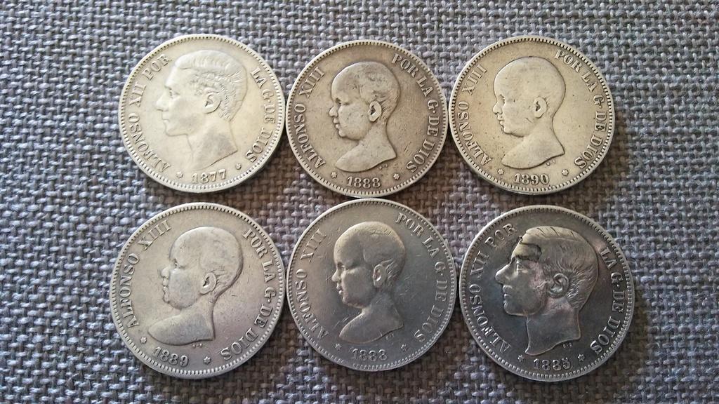 Colección 5 pesetas plata 5_zpsq2j2cv4r
