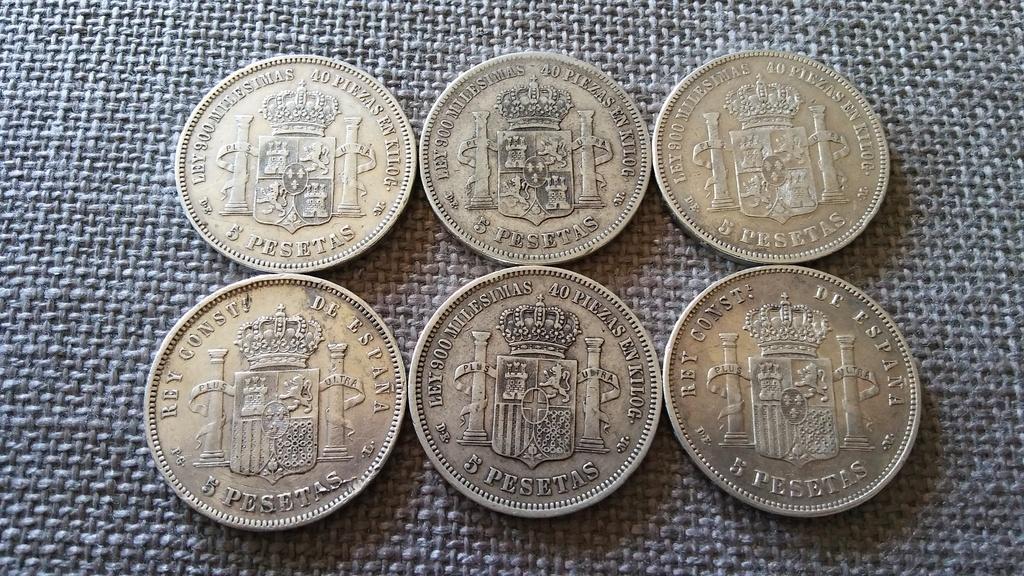 Colección 5 pesetas plata 7_zpsxuviihdn