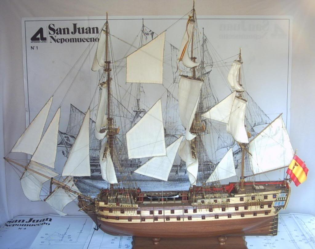 San Juan Nepomuceno, navío de 74 cañones