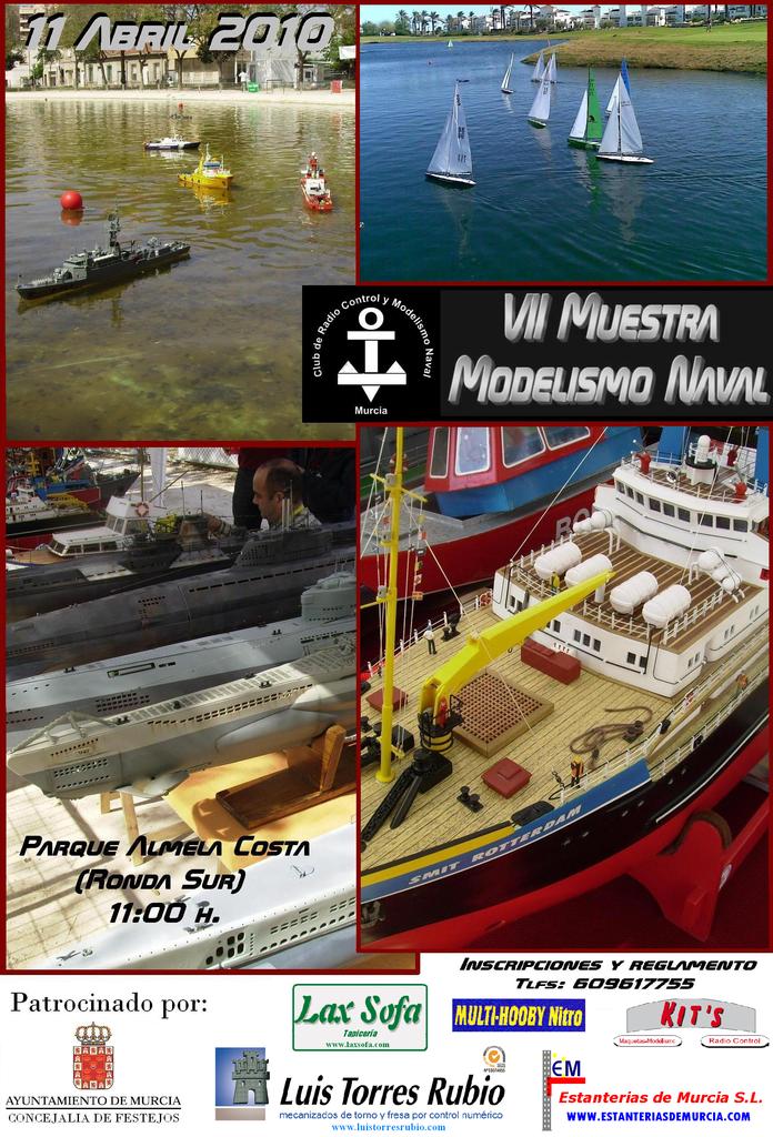 VII Muestra naval RC Murcia (2010) Cartel%20VII%20muestra_zpsvwjrawu3