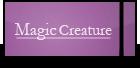 Criatura Mágica
