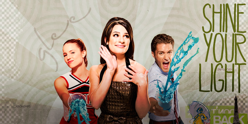 Shine Your Light - The Glee 1.0