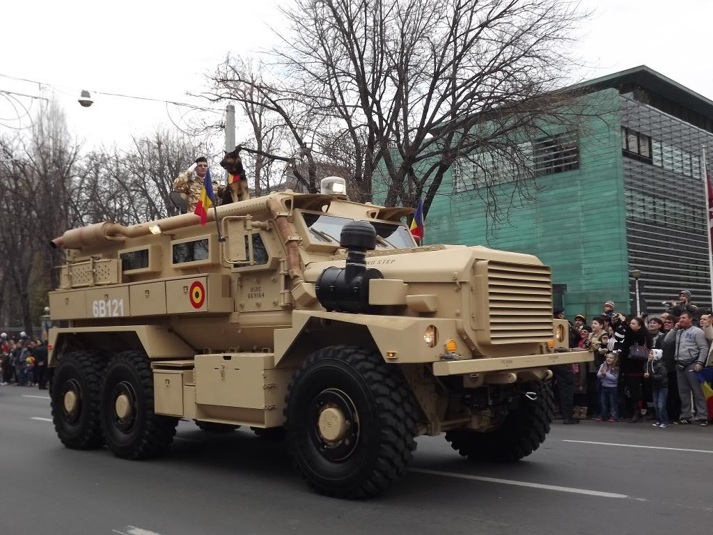 1 decembrie 2012 - Parada militara organizata cu ocazia Zilei Nationale a Romaniei P11