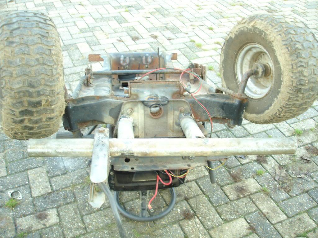 yard king racing/offroad mower build. DSC09356