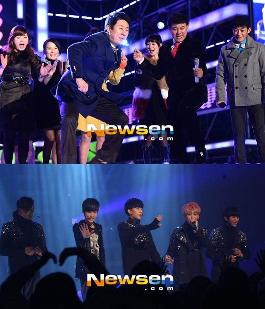 """[121206] Nam Hee Seok a craqué pour B1A4, postant """"Ils sont si beaux."""" 20121206155715821"""