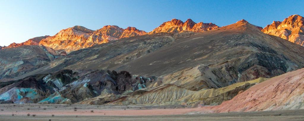 Coucher de soleil dans le désert de la Vallée de la Mort Californie19_zps08788827