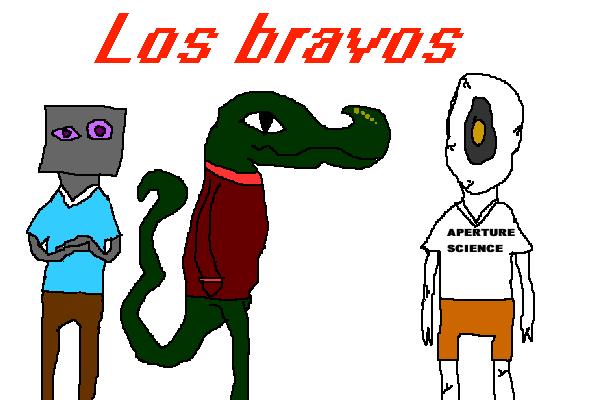 """Banda de Musica para la S2! """"los Bravos"""" creado por enderbro Ytu6786r7tryeryheryhs2_zps7238acbe"""