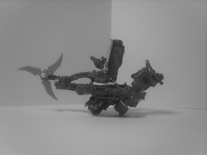 Kopter sur base de moto S8300627