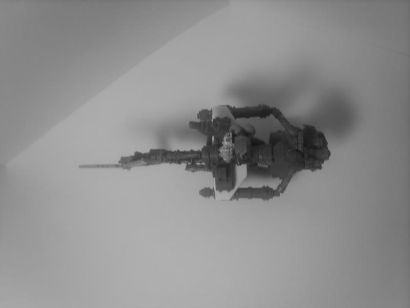 Kopter sur base de moto S8300630